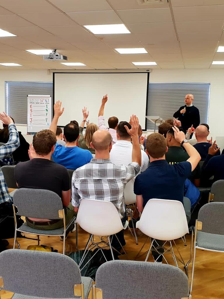 Chiropractor Training - professional development chiropractic training class in Bristol